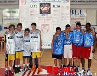JOIN THE GAME 2011, a Cassino protagonisti gli Under 13 e 14 del Basket