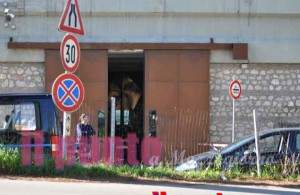 arrestato in carcere a cassino2