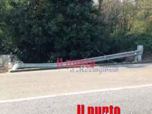 auto incidentata itri