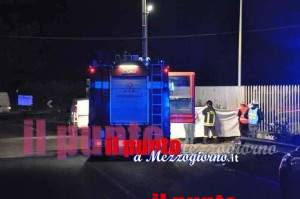 Cervaro incidente stradale8