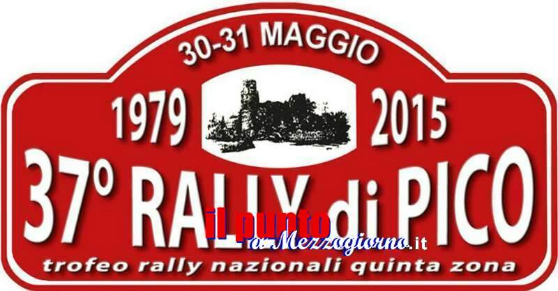 Una lotteria accompagnerà il 37° Rally di Pico