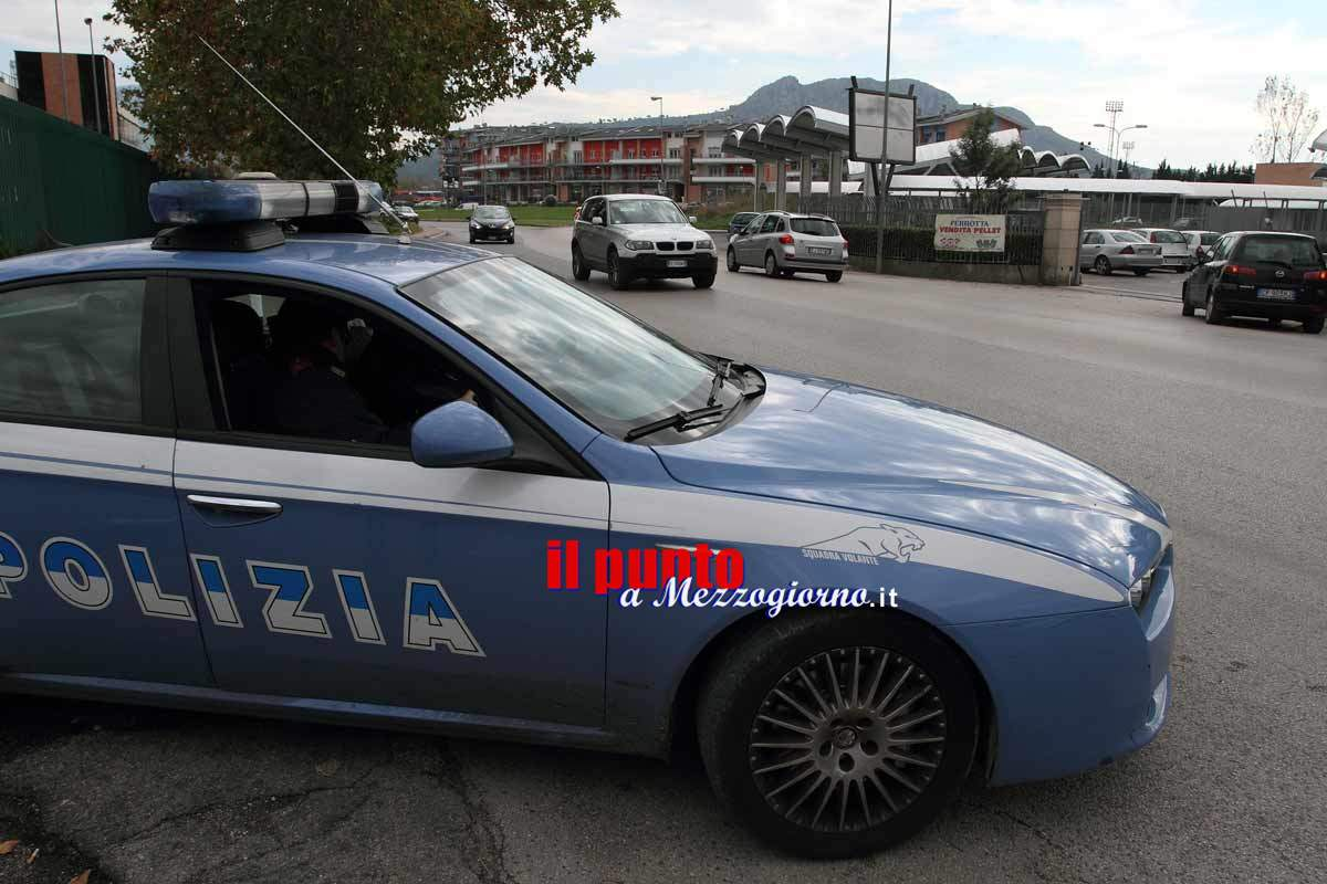 Cassino: Truffa on the road, la Polizia di Stato denuncia una persona