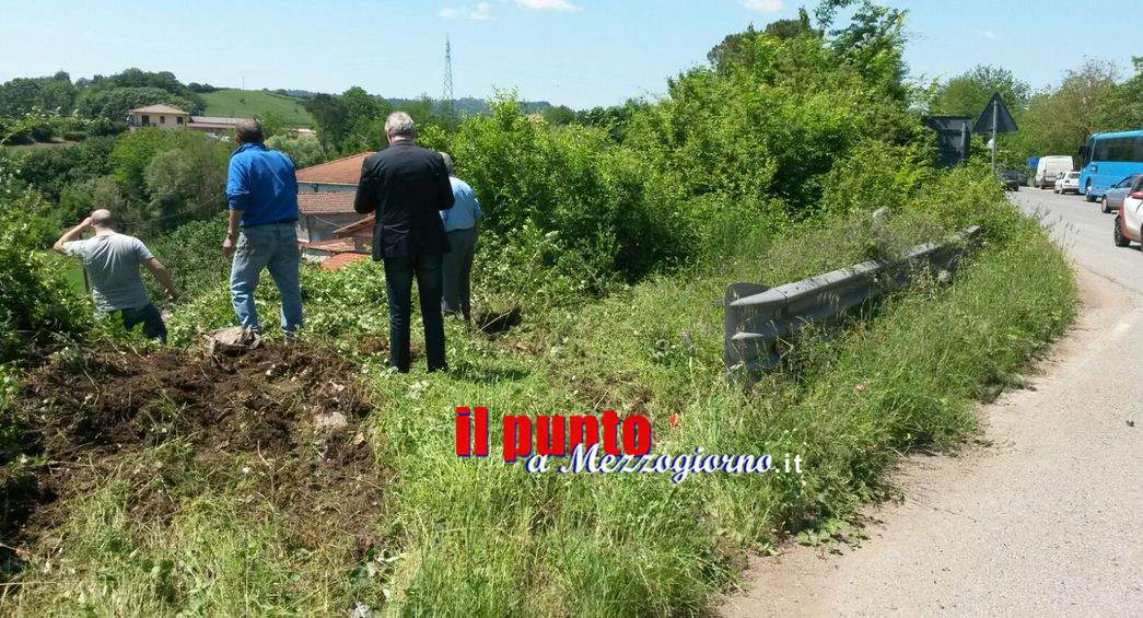 incidente anagni1