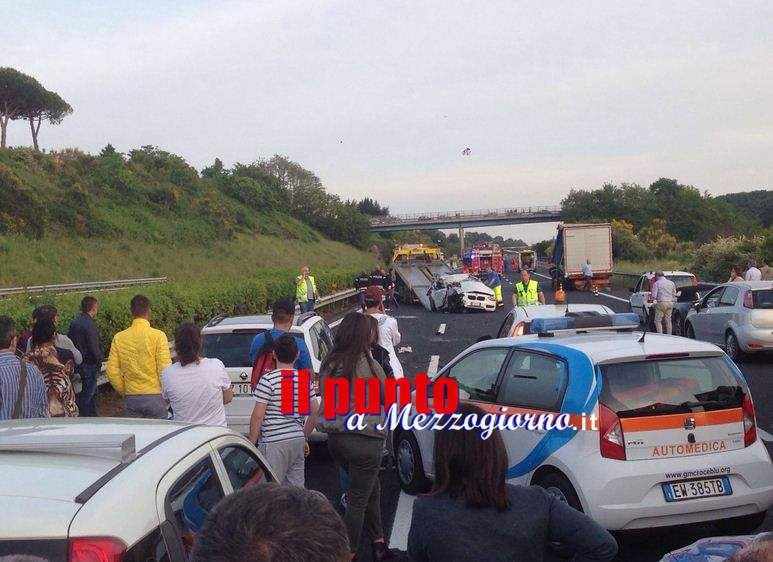 incidente autostrada1