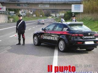Cambio al vertice della Compagnia carabinieri di Sora, Laudonia va a Tuscania, arriva Iacovacci