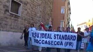 Chiude la Ideal Standard di Roccasecca, sindacati: Duro colpo per 500 famiglie
