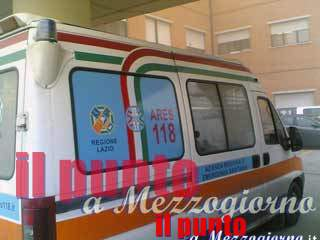 Incidente Pontecorvo- Sono due ragazze di San Giovanni Incarico a rimanere ferite gravemente nella notte scorsa