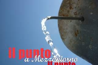 Acqua pubblica, prova di distensione tra Cassino e Acea