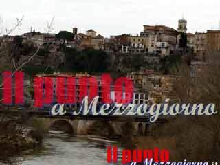 """Siccità, in sindaco di Pontecorvo assicura: """"Il flusso idrico dalla diga sarà ripristinato"""""""