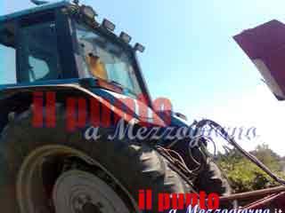Compra on line un trattore, agricoltore truffato a Piedimonte