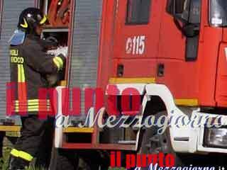 Camion nel fosso ad Alvito, automobilista in gravi condizioni