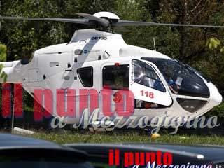 Incidente stradale sulla Sferracavalli, il ferito è un 75enne di Sant'Elia Fiumerapido