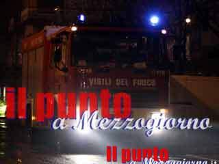 Incidente stradale a Pontecorvo, Giulietta con quattro giovani si schianta contro un albero