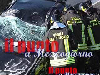 Incidente stradale, muore 65enne a Pontecorvo. Grave la moglie