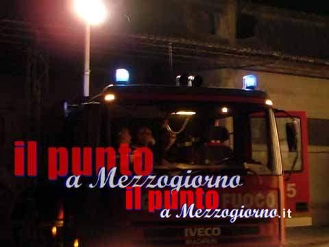 Si incendia la stufa a gas, paura a Filettino
