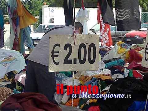Cassino – Da domani torna il mercatino americano