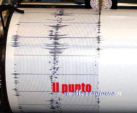 Terremoto – Altre sette scosse di magnitudo superiore al secondo grado