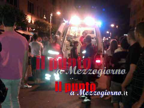 Incidente stradale a Pontecorvo, due feriti in un frontale