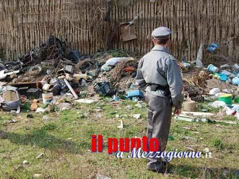 Una task force per la bonifica di Nocione e di tutte le altre bombe ecologiche sul territorio