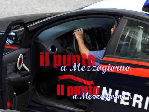 Botte e fiamme per droga a Cassino, ai domiciliari uno degli arrestati. Legami con sparatorie del 2015
