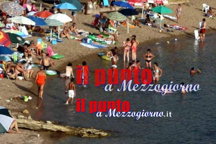 Morte in spiaggia a Formia, la vittima è di Pontecorvo