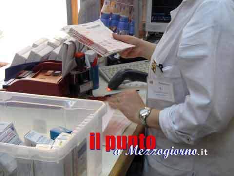 Truffa farmaci, Nas trovano timbro e ricettario medico: denunciato farmacista del frusinate