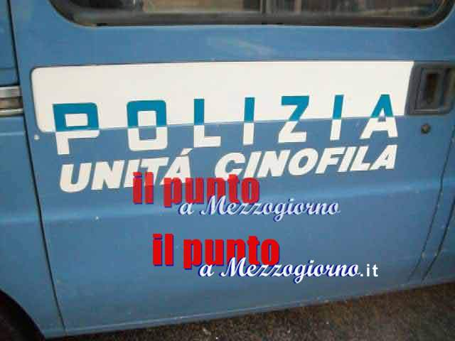 """Latina, prosegue l'iniziativa della polizia """"Scuole sicure"""", al setaccio gli istituti di Terracina"""