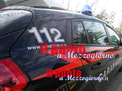 Tenta di prelevare denaro dal bancoposta con carta rubata, 25enne denunciato dai Carabinieri