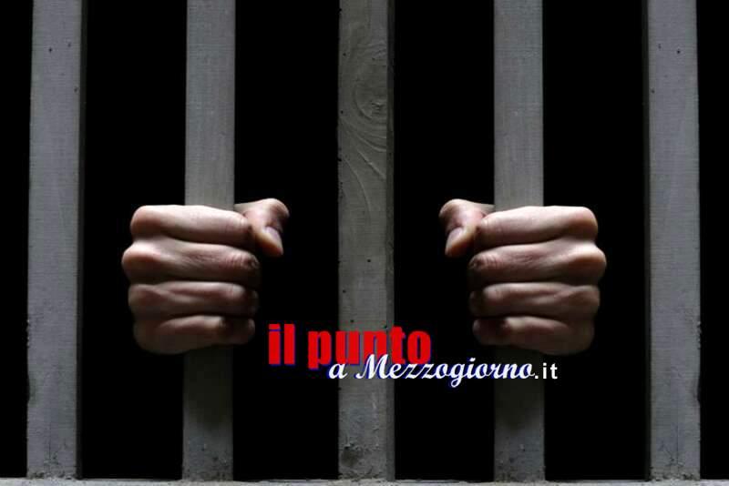 Boss della Camorra evade dal carcere di Frosinone, ferito e recuperato il complice