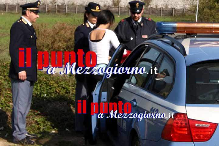 Frosinone, consuma rapporto e poi rapina prostituta: denunciato 28enne
