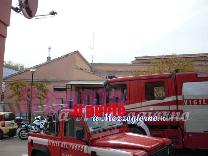 Terremoto, vigili del fuoco di Frosinone impegnati in verifiche strutturali su tutta la provincia