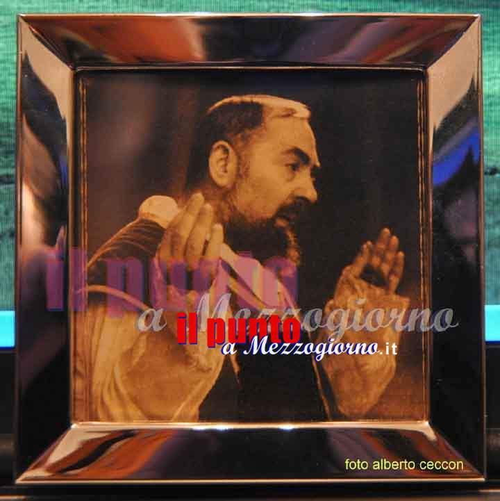 I resti di San Pio a Roma per una settimana