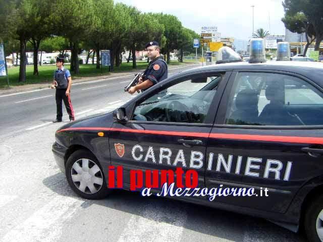 Documenti falsi per ottenere rimborsi Irpef, 56 enne arrestato nell'ufficio postale di Cassino