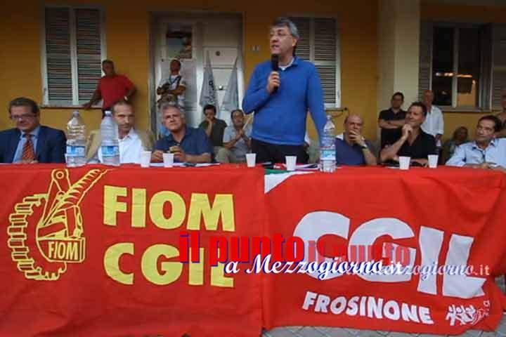 Landini a Cassino il 25 luglio per il centenario della Cgil