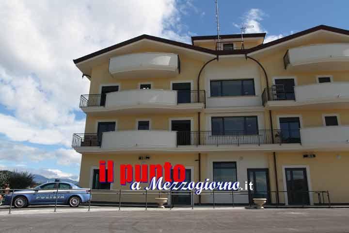Violenza privata, minaccia e violazione di domicilio, un denunciato a Cassino