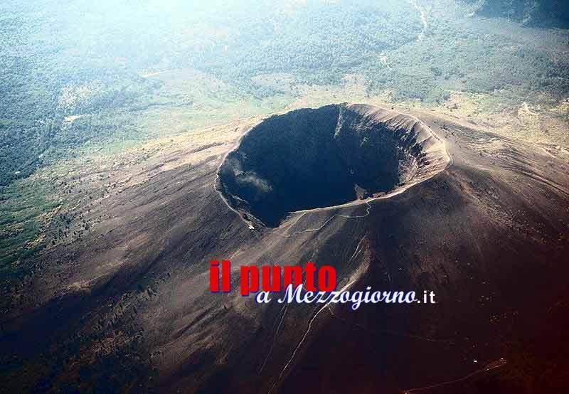 Ripartono le visite al Cratere del Vesuvio sentiero n.5 del Parco Nazionale del Vesuvio