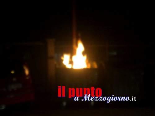 Ubriaco incendia scooter a Pontecorvo vicino a contatori del gas