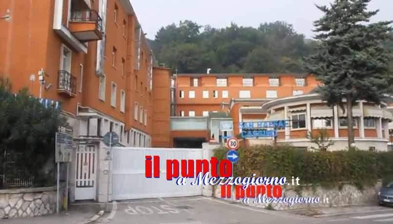 Coronavirus – Paziente positivo in clinica San Raffaele Cassino, 10 persone in quarantena