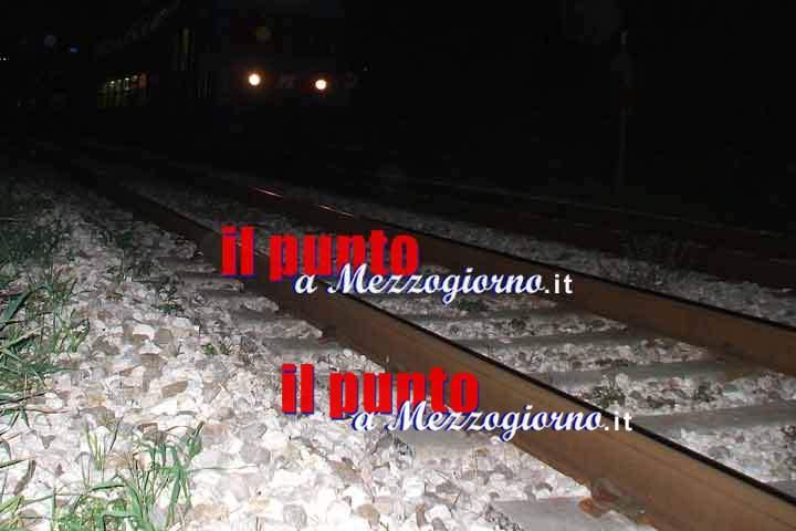 Incidente stradale causa blocco dei treni per circa due ore