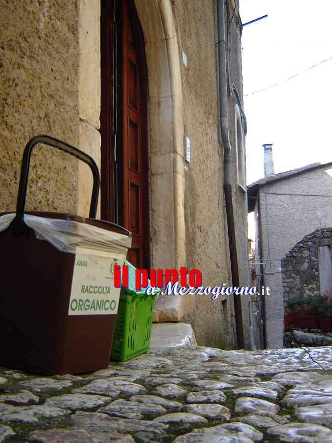 La raccolta di differenziata a San Giorgio a Liri supera il 71 per cento