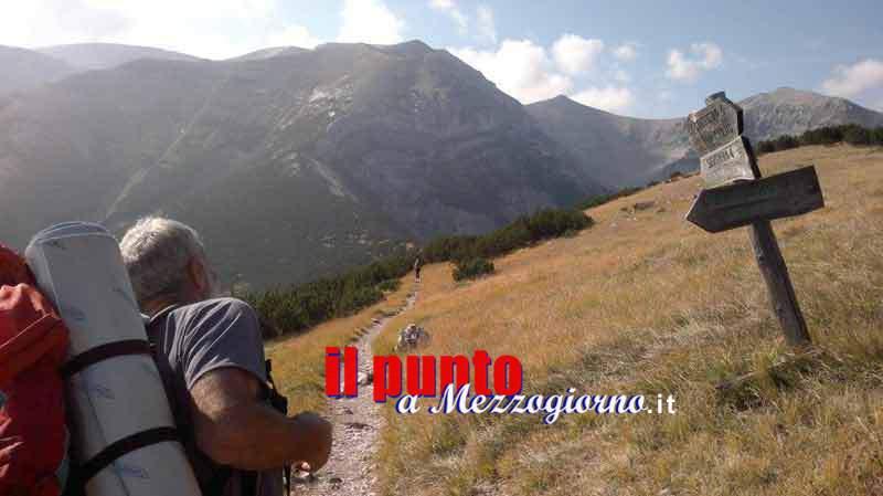 Due giovani escursionisti salvati dai carabinieri e dalla protezione civile. Tanta paura in montagna a Sant'Onofrio