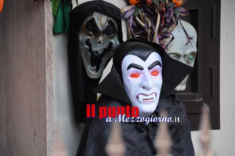 """La casa di halloween a Cassino, novità da """"paura"""""""