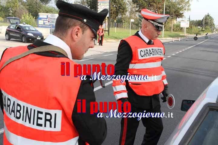Pranza senza pagare e fa spogliarello davanti ai carabinieri, arrestata 37enne