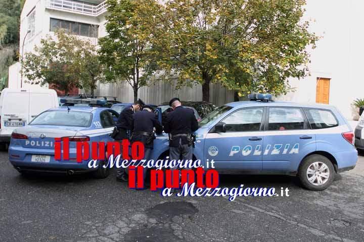 Ruba portafogli al ristorante in centro a Cassino, arrestato 45enne
