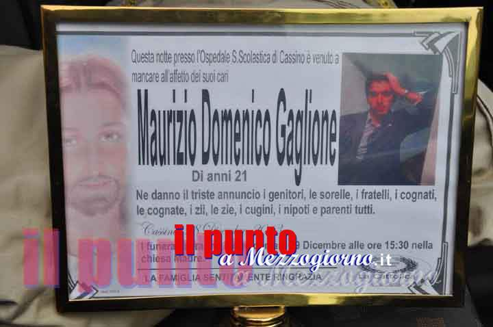 Cassino – 21enne muore schiacciato da un blocco scavalcando cancello, condannato progettista