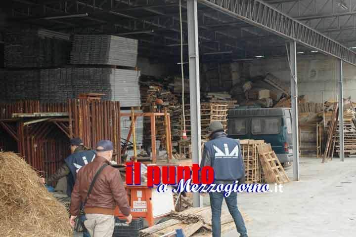 Trasporti gestiti dalla criminalità organizzata al Mof di Fondi, operazione della Dia