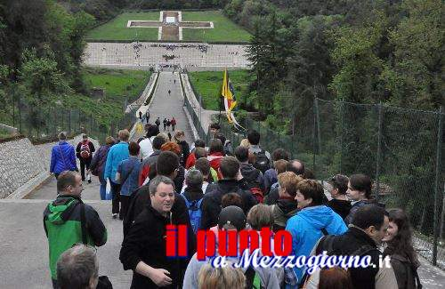 Celebrazione polacca del 74esimo anniversario della battaglia di Montecassino