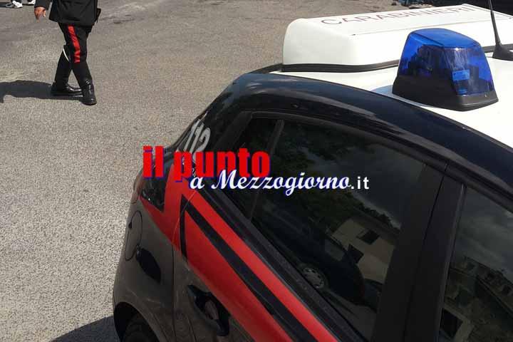 Aggredisce il personale  e si allontana dalla Comunità di recupero, arrestato dai carabinieri un 17enne