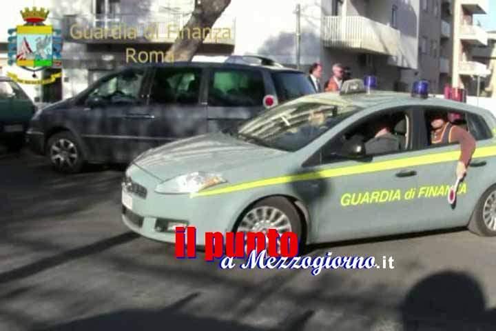 Evasione fiscale da nove milioni a Frascati, due arresti e sequestro di immobili