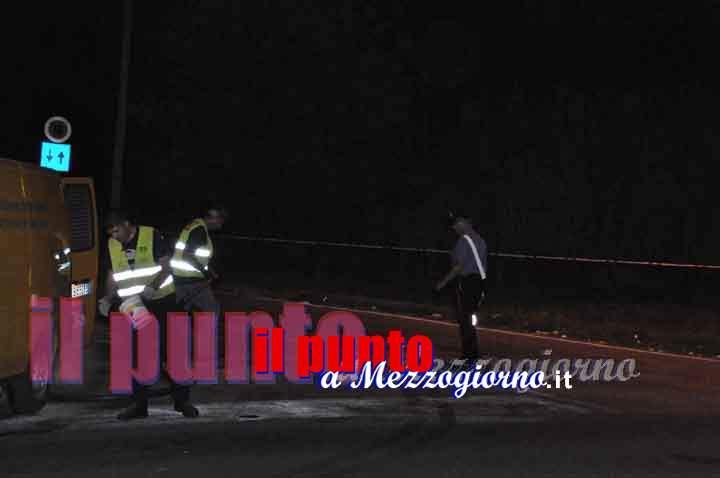 Inscenano incidente a Pontecorvo per ingannare carabinieri e truffare assicurazioni: denunciati